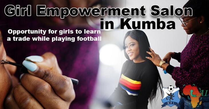 NFI Girl Empowerment Project flyer